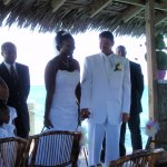 A bahamian Wedding...